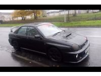 SUBARU WRX REPLICA SWAP OR CASH GRAB A BARGAIN