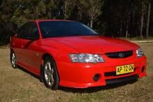 2002 Holden Commodore Sedan S Mogo Eurobodalla Area Preview