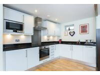 Beautiful 1 Bed Flat With Private Balcony In Secure Gated Development With Off Street Parking Inc