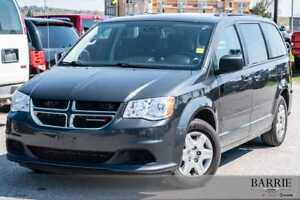 2012 Dodge Grand Caravan ***SXT***FULL STOW AND GO***
