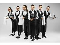 Front Of House Waiting Staff for Award Winning Restaurant Full & Part Time