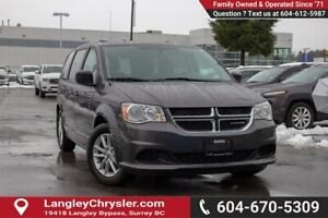 2017 Dodge Grand Caravan CVP/SXT *BLUETOOTH* * BACKUP CAMERA*