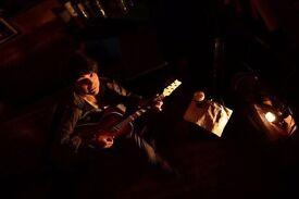 Guitar Lessons! Alex professional Guitar Teacher and Player