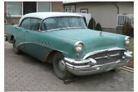 1955 Buick Special 4dr Hardtop