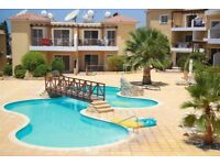 Cyprus, Paphos 2 bedroom apartment in the center of touristic area