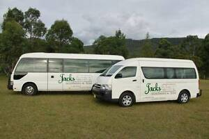 Jacks Minibuses private vehicle event transfers Maitland Maitland Area Preview