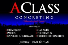 A CLASS CONCRETING call for all concrete work Frankston Frankston Area Preview