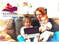 Trustworthy and professional care service for both children and adult.