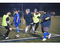 Love football but hate being fat? Then join MAN v FAT Football's new London league!