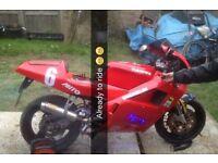 Cagiva mito mk1 Eddie lawson 125cc 7 speed very RARE!!