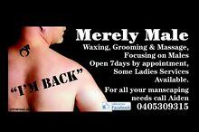 Merely Male Waxing & Massage Balgownie Wollongong Area Preview
