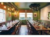 Assistant Manager - The Chequers, Bath - 2AA Rosettes - £28,000 package