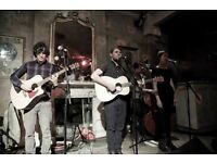 Violin / Vocalist needed for South London folk act
