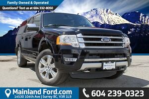 2017 Ford Expedition Max Platinum LOCAL, NO ACCIDENTS