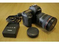 Canon 5d Mark II 5dii + 24-105mm F4L Lens