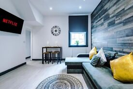 Short Term Lets Blackpool Apartments - George Street F1