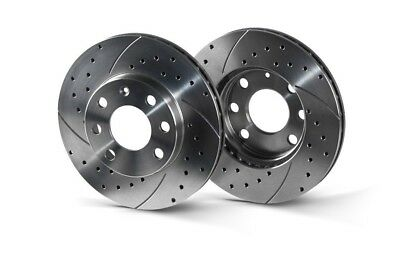 Rotinger Sport Brake Discs Set Front Axle Lada Niva