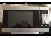Kenwood microwave oven & grill
