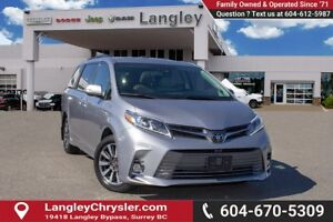 2018 Toyota Sienna XLE 7-Passenger <B> LIMITED AWD