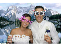 Photo Booth Hire Essex / Suffolk special 4hours + free green screen FROM £300 inc week ends