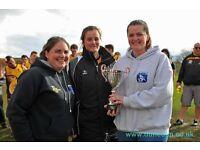 Glasgow Sharks australian Rules Womens Team Recruitment.