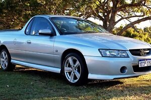 Holden commodore V6 utility 2005 very good condition. Kelmscott Armadale Area Preview