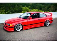 BMW E36 FOGS FITS MTECH & OEM BUMPERS COUPE COMPACT SALOON TOURING