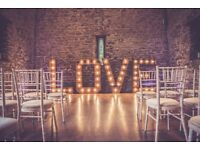 Bristol Hire: Wedding & Event Props/Donut Wall/Sweet Cart/LOVE Letters/Light Box/Popcorn Bar!