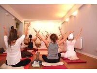 Community Kundalini Yoga Classes at JOY Dalston