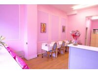 Nail technician needed for central London salon