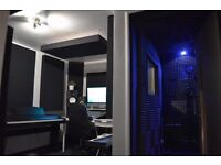 Recording Studio Share in East London £50