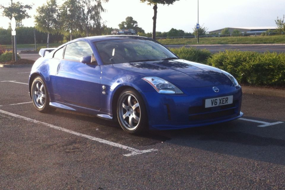 Nissan 350z Blue Nismo Open To Offers In Cambridge Cambridgeshire Gumtree