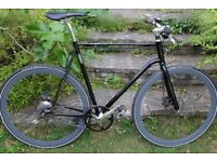 Drive Bike 8 speed Alfine Avid BB7 Size Large 1350$...!!!!!!! Bargain...!!!!