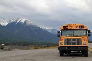 Échange contre minibus