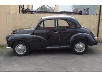 Morris Minor Saloon 2 door 1960