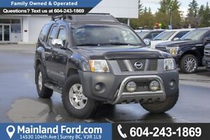2005 Nissan Xterra S *Locally Driven*