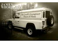 Landrover defender 2002 for sale