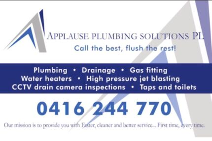 Plumbing and gas fitting *free quotes* Kogarah Rockdale Area Preview