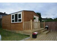 Man caves, garden offices and summer houses!