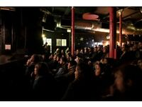 A PINT & A LAUGH - A Selection of Comedy Shorts