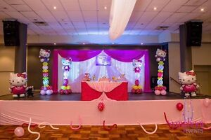 PARTY HIRE AND DECORATION Enfield Burwood Area Preview