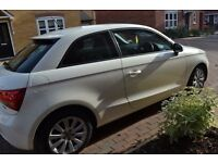 Audi a1 sport/ automatic stronic good condition. 4 new tyres
