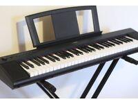 Yamaha NP11 Keyboard - Hardly used, working perfectly