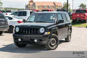 2015 Jeep Patriot ***HIGH ALTITUDE***LEATHER***POWER SUNROOF***
