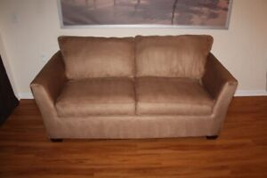 PERFECT condo sized Pull Out Sofa Bed