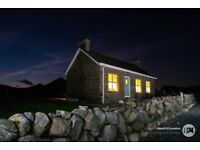 100 year old Granite Stone Cottage for holiday in Mourne Mountains ...near Silent Valley