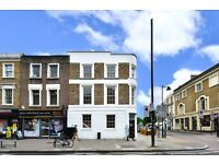 HOLLOWAY ROAD, N7: NEWLY REFURNISHED, 2 DOUBLE BEDROOM FLAT, 2 EN-SUITES, SHORT WALK TO STATION
