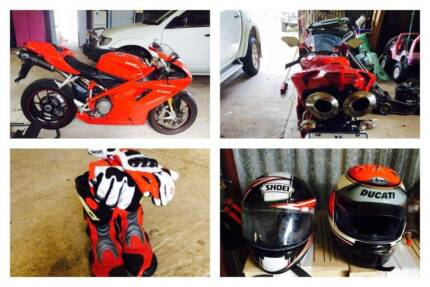 Ducati 1098S plus extras Mareeba Tablelands Preview