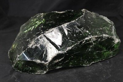 26 LBS SLAG GLASS ROCK CULLET AQUARIUM LANDSCAPE FISH TANK GARDEN YARD ART #1222
