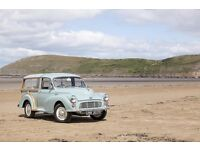 Auto Trimmer / MET fitter wanted for Classic Car restoration company specialising in Morris Minors
